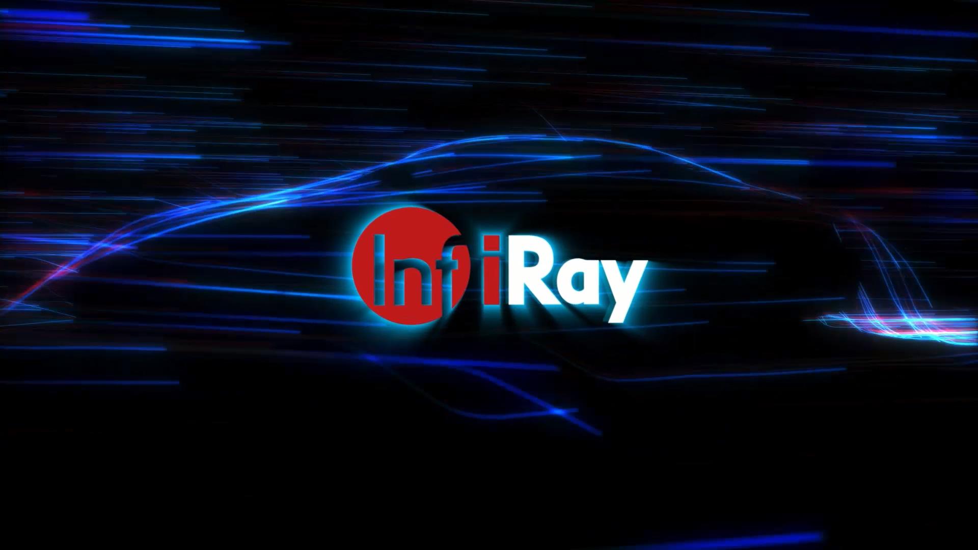 InfiRay®自动驾驶夜视新品发布:车规级12微米红外热成像摄像头亮相九州展