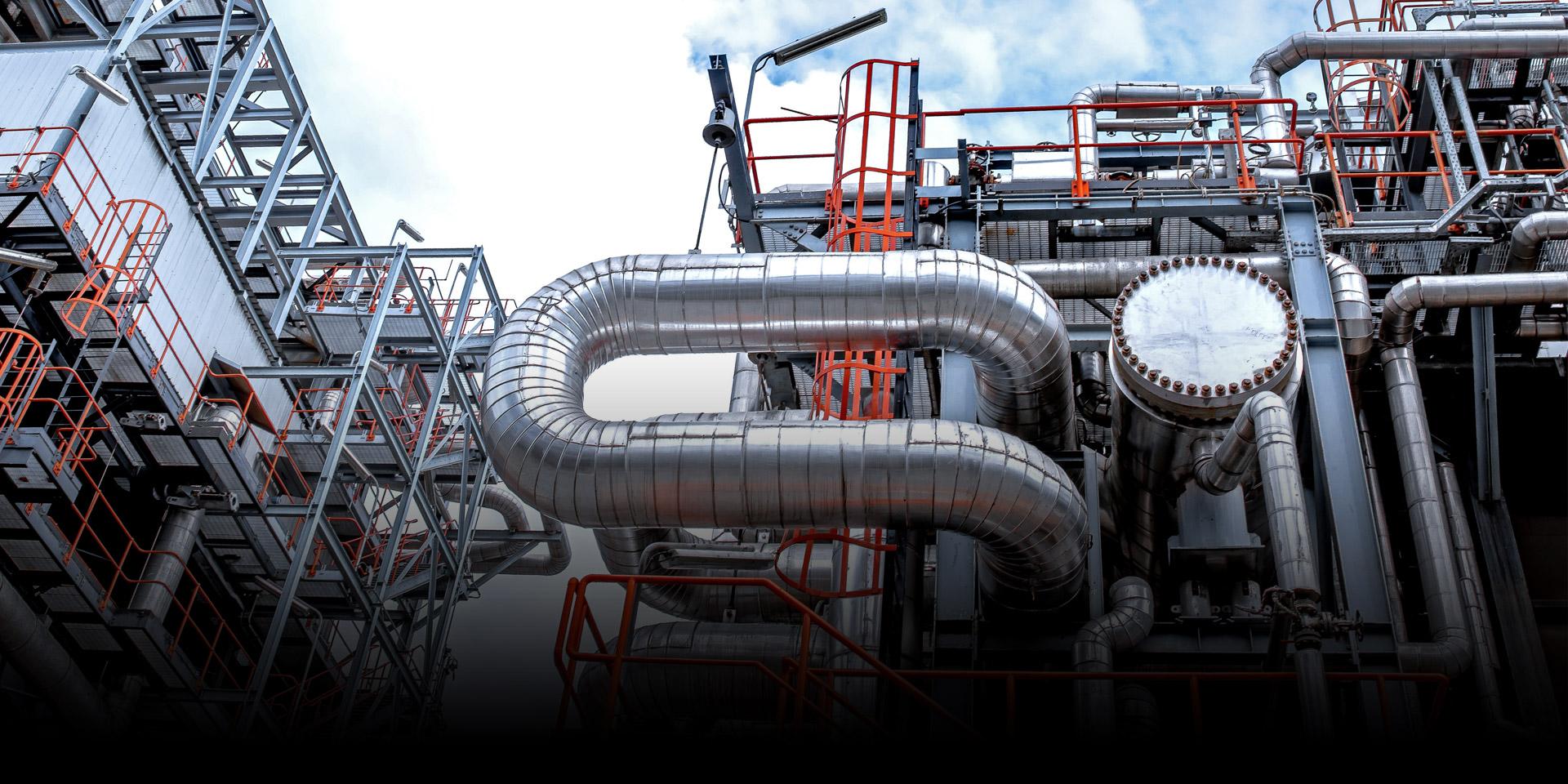 艾睿光电红外热成像仪应用于石化冶金