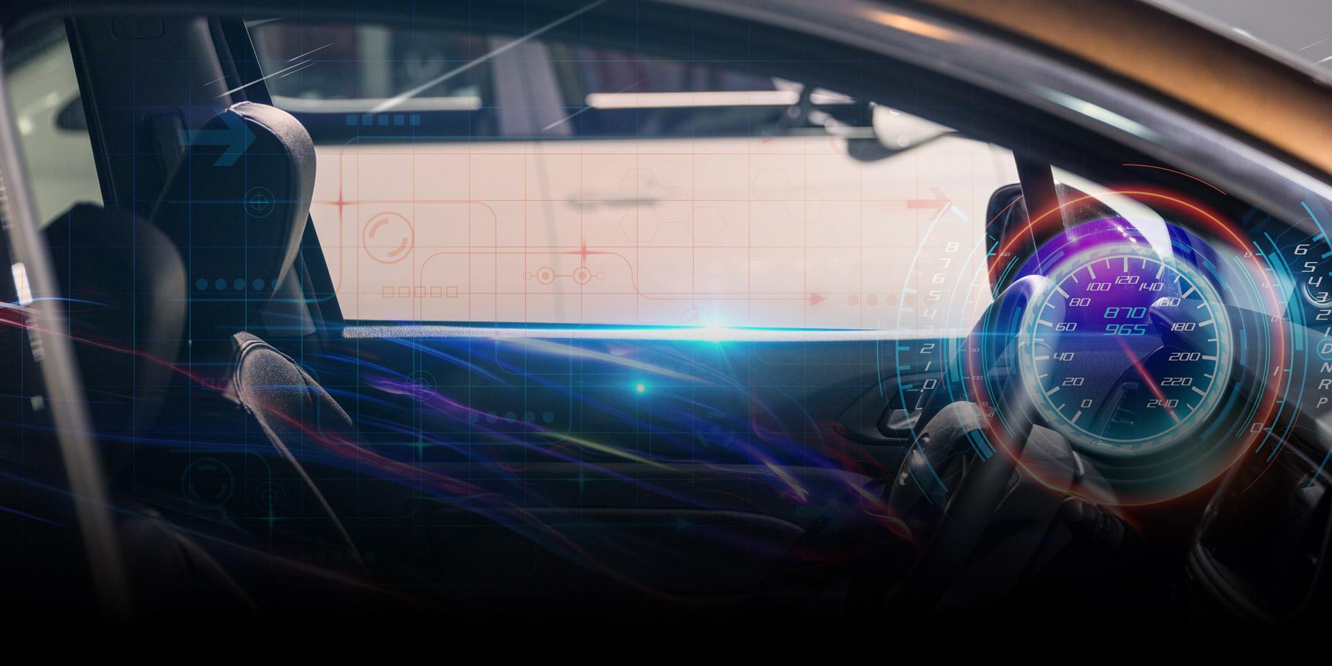 艾睿光电红外热成像仪应用于自动驾驶