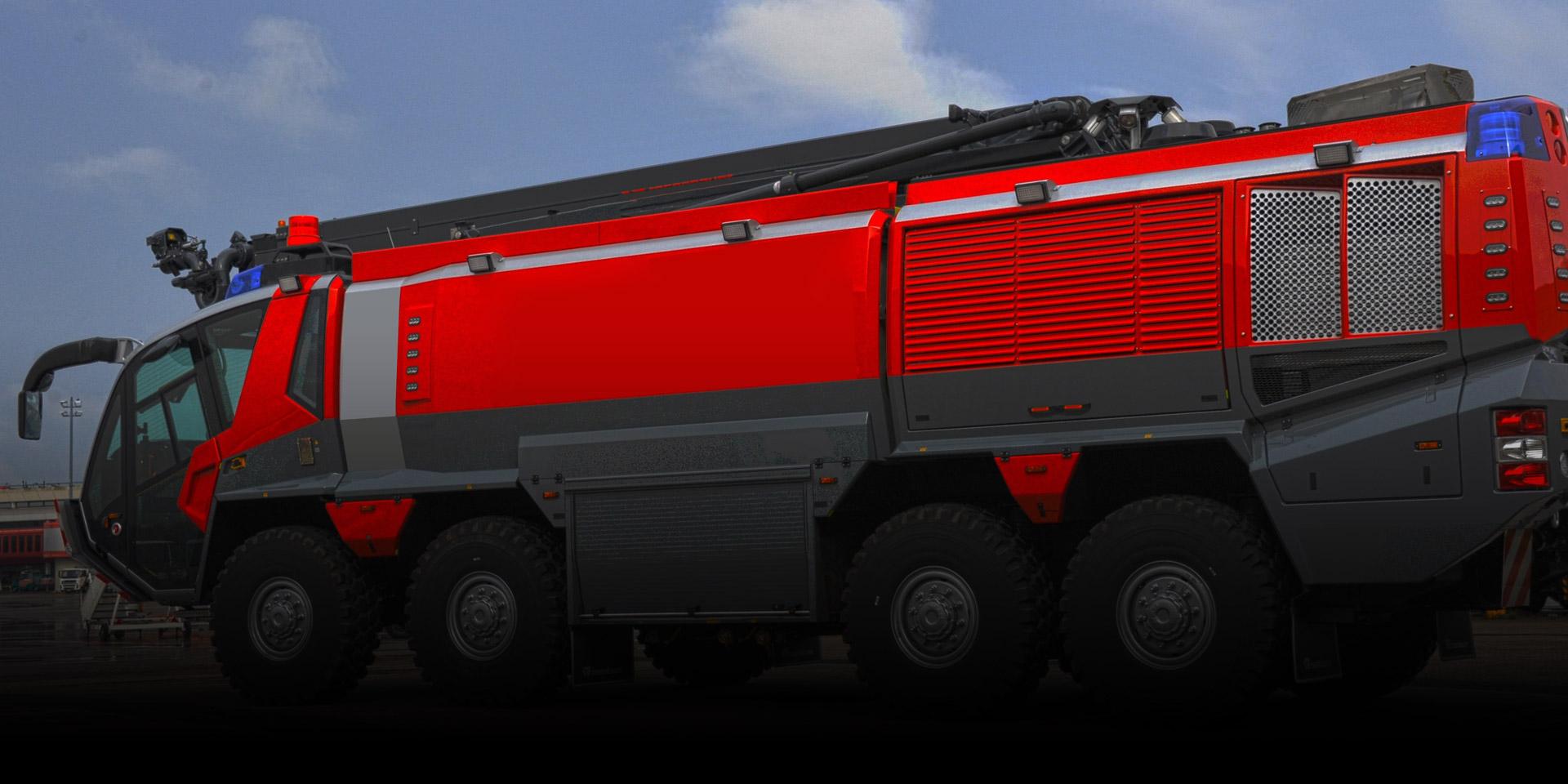艾睿光电红外热成像仪应用于特种车辆