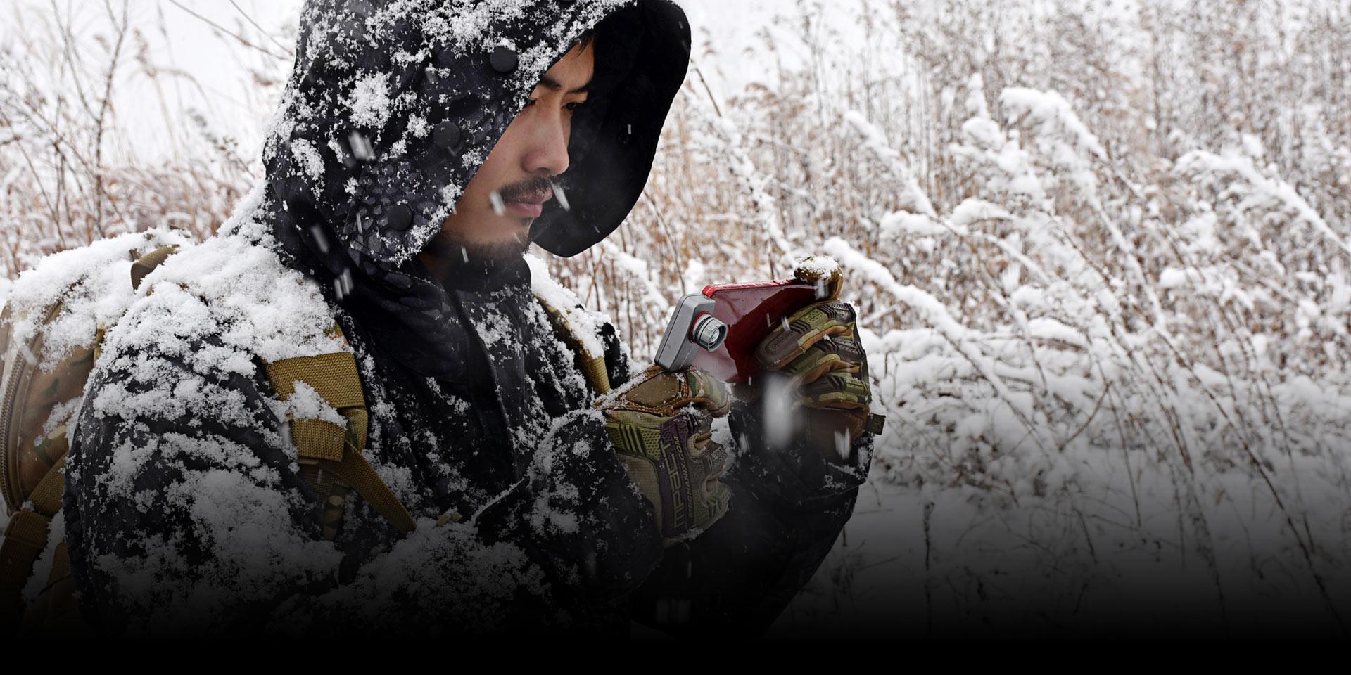 艾睿光电红外热成像仪应用于动物观察