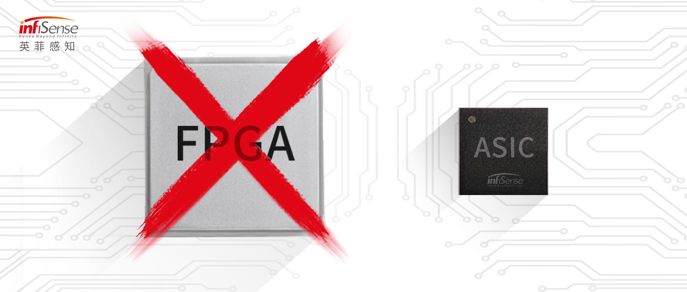 替代FPGA——英菲感知发布基于自主研发ASIC处理器芯片的全系列红外热成像模组